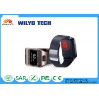 Quality WG2 Bluetooth Wrist Watch Phone Waterproof Heart Rate Removable Wristband for sale