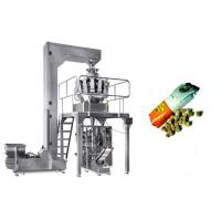 Quality Brown Sugar Packaging Machine With Multi Heads Weigher Packing Stainless Steel for sale