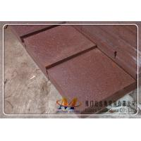 Buy cheap China Red Porphyry Tiles from wholesalers