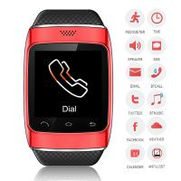 "Best Smart Wrist Watch with 1.54"" Touch Screen, Sync Calls and Messages,bluetooth smart watch wholesale"