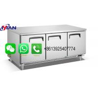 China Foshan Yanman UNDER COUNTER COMMERCIAL REFRIGERATOR&FREEZER FOR SALAD,SANDWICH PREPATION on sale