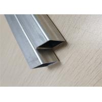 Buy Silver Heat Sink HF Oil Cooler Aluminum Radiator Tube For Heavy Truck Using at wholesale prices