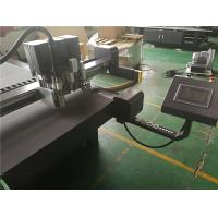 Quality Plastic Board Canvas Cutting Machine , Tent Fabric Cutter Plotter For Graphic for sale