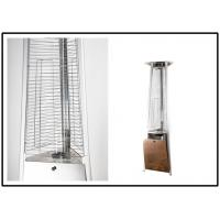 Quality Triangle Elegant Stand Up Indoor Heater , Upright Patio Heaters CE / CSA Approval for sale
