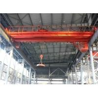 Quality Electromagnetic Overhead Gantry Crane QC Type Box Shape Bridge Frame for sale