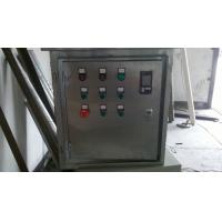 Quality Durable Programmable Cooling Tower Control Panel Temperature Monitoring for sale