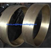 Quality forged and rolled copper rings for sale