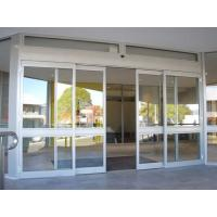 Quality Framed Automatic Sliding Glass Door Kit /Automatic Sliding Door Control System for sale