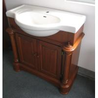 Quality selll wood oak  Bathroom Vanities for sale