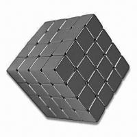 Quality Rare-earth Magnet with Coating, Various Shapes are Available, Used in Sensor, Motor and Loudspeaker for sale