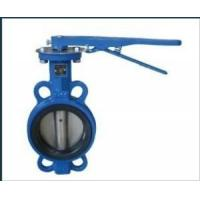 Quality Wafer Center Line Butterfly Valve for sale