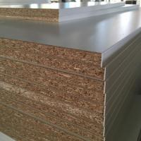 High Strength Melamine Faced Chipboard , Melamine Chipboard Sheets Quick Delivery