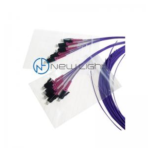 Quality FTTX OS2 LC/APC FO Fiber Patch Cables OS2 Single Mode for sale
