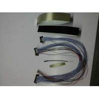 Best Flat Round Ul Fi - Re41 Fi - Re51 1.0 - 12 Lvds Cable Assembly To Screen Display Controller wholesale