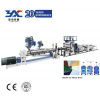 Quality high quality automatic plastic suitcase making machine in production line for sale