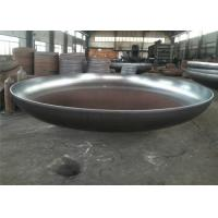 Quality Boilers And Containers Polished Oval Elliptical Metal Vessel Disk Head for sale