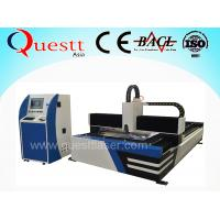 China Automatic Fabric Cutting Machine With X Y Axis Table , Servo Motor Metal Laser Cutter on sale
