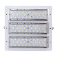 Quality Warm White 3500K 120W Outdoor High Power LED Flood Light With Meanwell Driver for sale