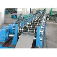Quality Galvanized Steel C Channel Roll Forming Machine 15-30m/min 41*21mm PLC Control for sale