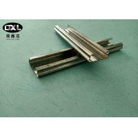 Quality Suspended Ceiling Steel Paint Keel , Galvanized Steel Studs For Plasterboard for sale