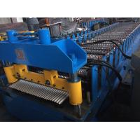 Quality G550 Galvanized Mini Orb Corrugated Sheets Roll Forming Machine for sale
