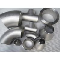 Quality astm a403 wp347 wp347h wp310s pipe fittings for sale