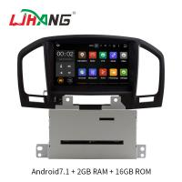 Quality Android 7.1 Opel Car Radio DVD Player Insignia With Multimedia Radio for sale