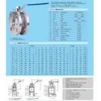 Buy cheap BALL VALVE WAFER TYPE BALL VALVE from wholesalers