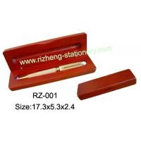 Quality Wooden pen boxes RZ-001 for sale