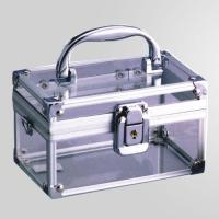 Cosmetic case A2004 Item number: A2004Product size: 15x9x9cmCarton size: 50.5x46x36cmPacking: 36 pcs/carton