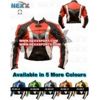 Best Violator Leather Motorcycle Jacket wholesale