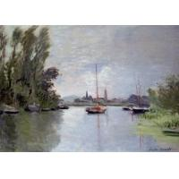 Quality Impressionist(3830) Argenteuil,_Seen_from_the_Small_Arm_of_the_Seine_1 for sale