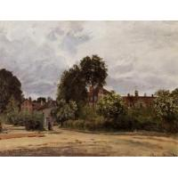 Quality Impressionist(3830) Argenteuil,_the_Hospice for sale