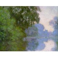 Quality Impressionist(3830) Arm_of_the_Seine_near_Giverny_1 for sale