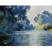 Quality Impressionist(3830) Arm_of_the_Seine_at_Giverny for sale