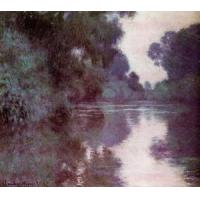 Quality Impressionist(3830) Arm_of_the_Seine_near_Giverny_2 for sale