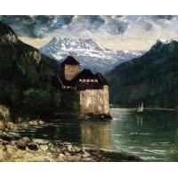 Quality Impressionist(3830) Chateau du Chillon for sale