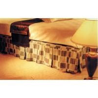 Quality [Hotel linen] Bed skirts for sale