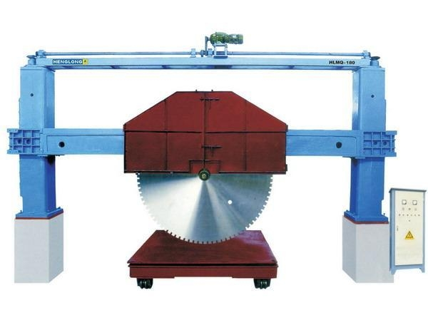Buy Stone cutting machine Gantry-type cutting stone machine at wholesale prices