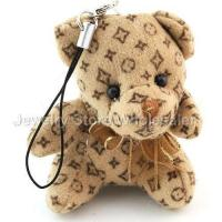 Best Cheap Wholesale Charms Cute Bear Cell Phone Charms wholesale