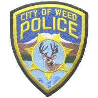 Quality Police patch city of weed police patch for sale