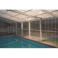 Buy cheap Polycarbonate sheet (Pool Enclosure) 8mm from wholesalers