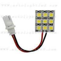 Quality 9 pcs 5050 SMD led car top light for sale