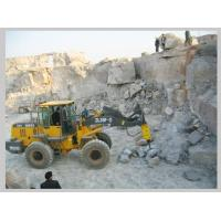 Quality ZL35F wheel loader with breaker for sale