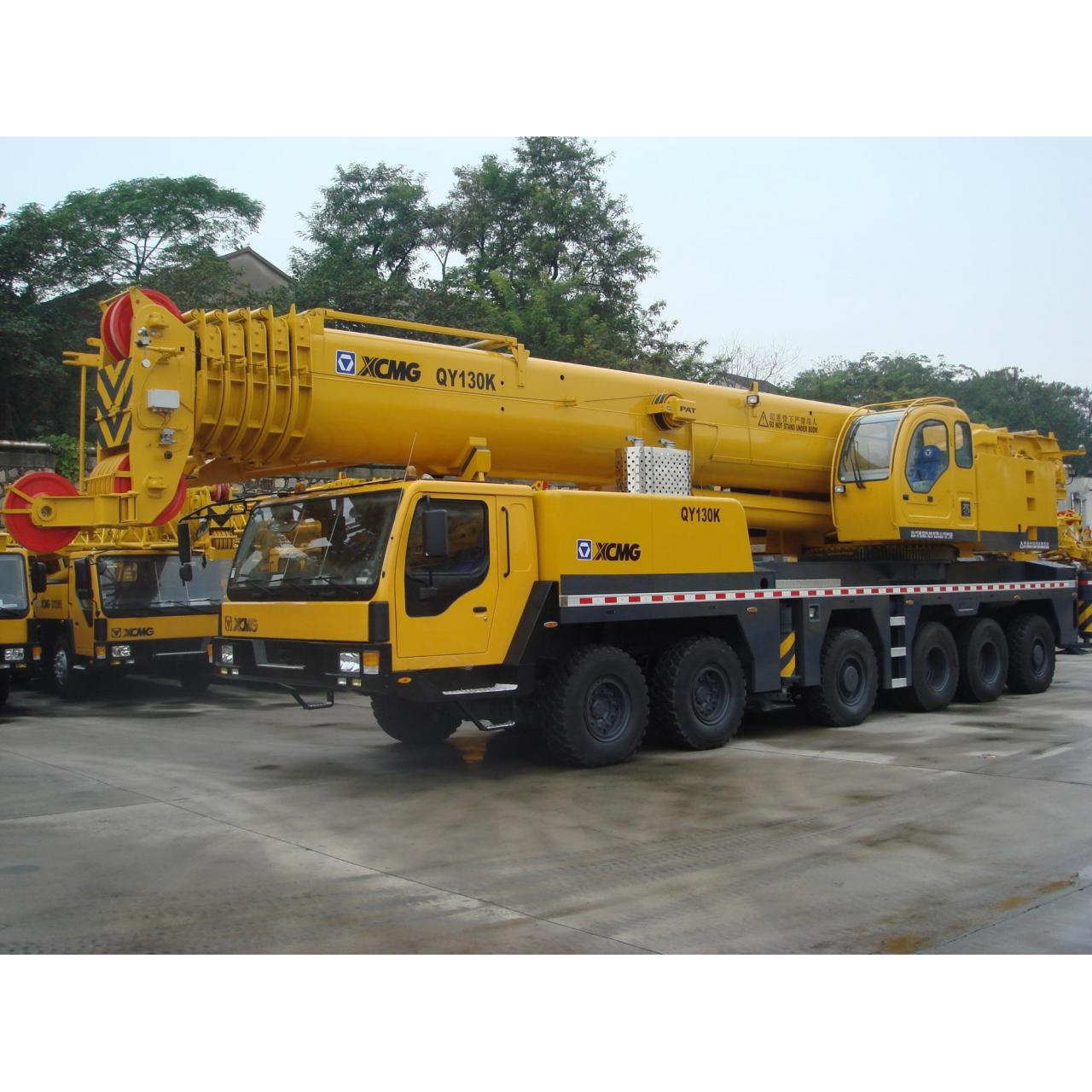 Quality Truck Crane QY130K for sale