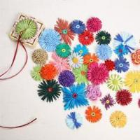 Quality Flower & Bow decorative flower for sale