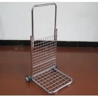Best Foladable chrome plating luggage cart ( XQ-L100) wholesale