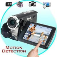 Best Deluxe HD Camcorder with 3 Inch Touchscreen + 60FPS wholesale