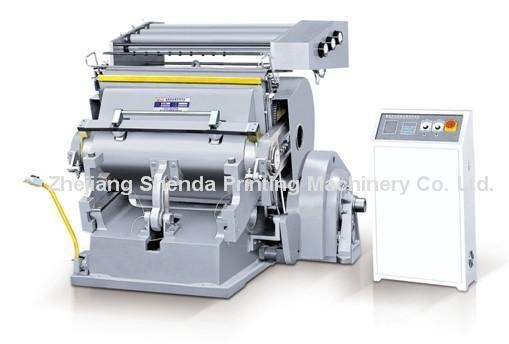 Buy Die Cutting Machine with Hot Stamping (TYMK-1100) at wholesale prices