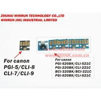 Best auto reset chip for PGI-520 CLI521(canon chip) wholesale